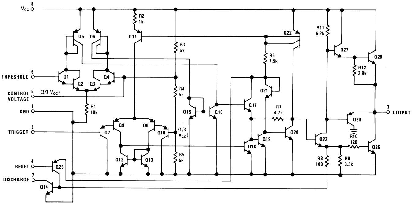 555 amplifier